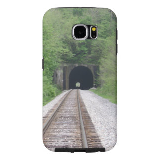 Passage through the mountain. samsung galaxy s6 cases