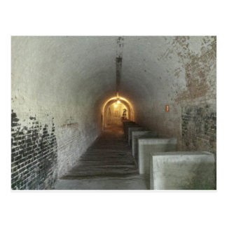 Passage way postcard