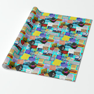 Passages Wrapping Paper