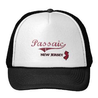 Passaic New Jersey City Classic Mesh Hat