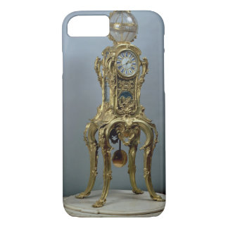 Passament astronomical clock made by Jacques Caffi iPhone 8/7 Case