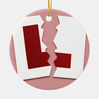 Passed your driving test christmas ornament