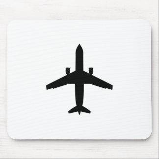 passenger Aeroplane Mouse Mat