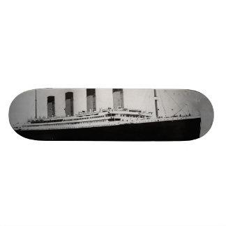 Passenger Liner Steamship RMS Titanic Skate Boards