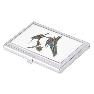 Passenger Pigeon by Audubon Business Card Cases