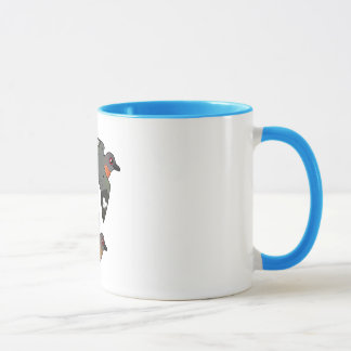 Passenger Pigeon Flight Mug
