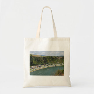 Passenger train to the Loreley Tote Bag