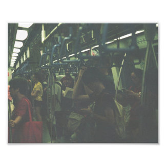 Passengers 3 photo print