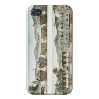Passengers and freight the first French line Case For The iPhone 4