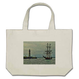 Passing The Lighthouse Bag