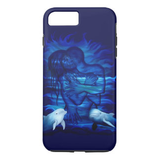 Passion act - pair with Dolphin pair iPhone 7 Plus Case