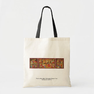 Passion Altar (Altar Wildungen) General View Tote Bags