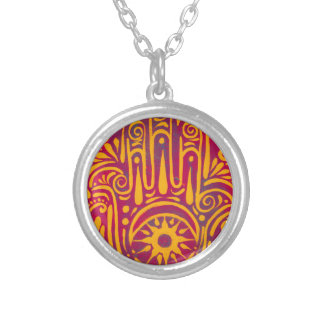 Passion and Magic Silver Plated Necklace