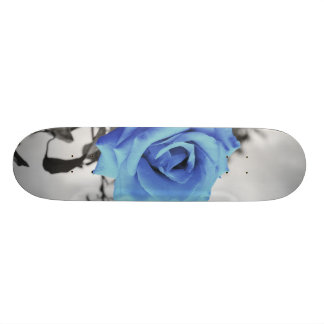 passion blue skate decks