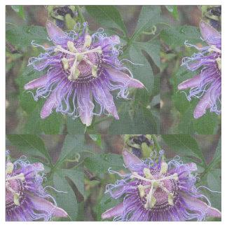 Passion Flower Fabric
