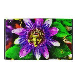Passion flower iPad 2/3/4 Case with No kickstand Cover For iPad