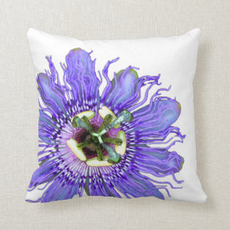 Passion Flower Pillow Throw Cushions