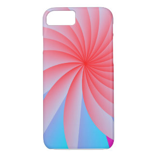 Passion Flower Pink iPhone7 Case
