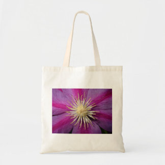 Passion Flower Pink Budget Tote Bag