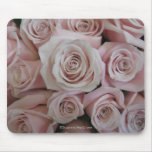 Passion for Pink Roses ~ Mousepad