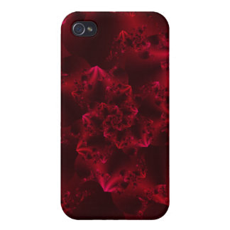 Passion Fractal Cover For iPhone 4