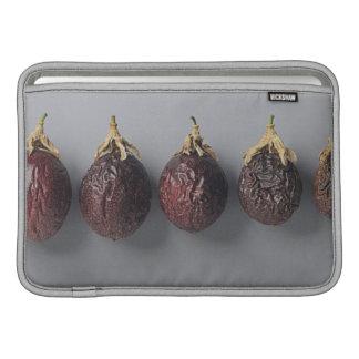 Passion fruit aging MacBook sleeve