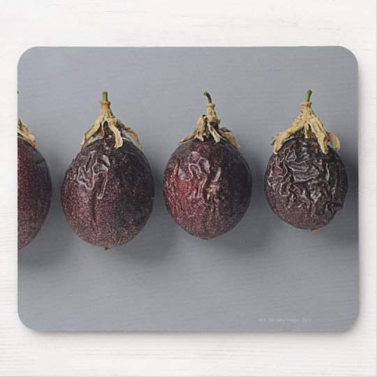 Passion fruit aging mouse pad