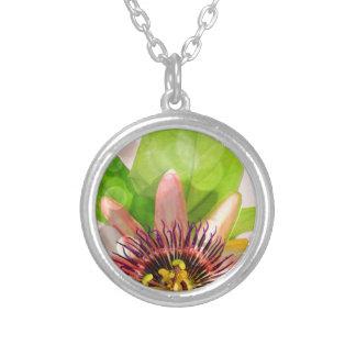 Passion Fruit Flower Custom Jewelry
