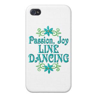 Passion Joy Line Dancing iPhone 4/4S Cases