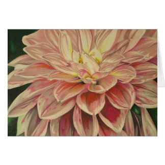 Passion Pink Greeting Card