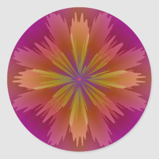 Passion s Flower Stickers