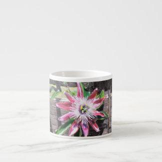 Passion Vine Flower mug Espresso Mug