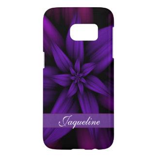 Passionate Purple Flower