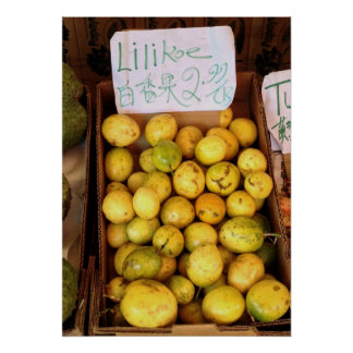 Passionfruit for Sale Poster