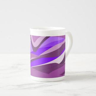 Passions of Purple Bone China Mug