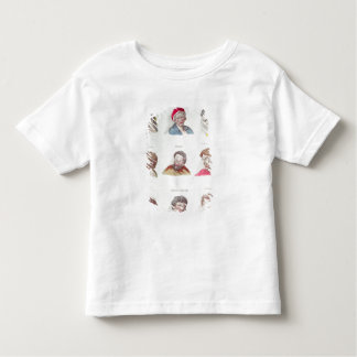 Passions, plate V, pub. by R. Edwards, London Toddler T-Shirt