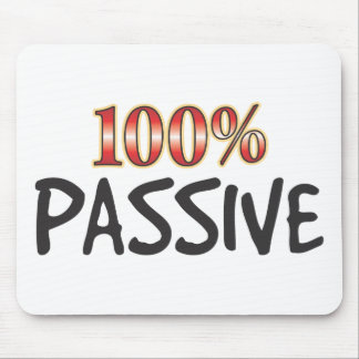 Passive 100 Percent Mouse Mat