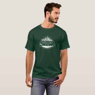 Passout Vashon Island (white ink) T-Shirt