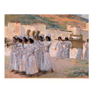 Passover Blessings.Fine Art Customisable Postcards
