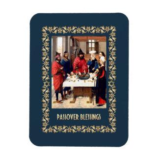 Passover Blessings. Fine Art Gift Magnets