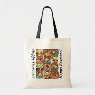 Passover Gift/Tote Bag - Starry Night Israel