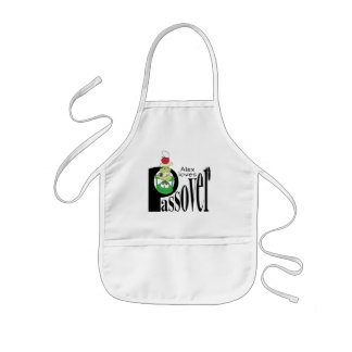 "Passover ""P is for Passover"" Standard Apron"