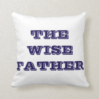PASSOVER  PESACH PILLOW THE WISE FATHER CUSHION