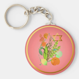 Passover Seder_2 Keychain