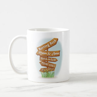 """Passover """"Signs of that Time"""" 11 oz Coffee Mug"""