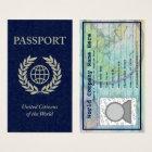 passport business card