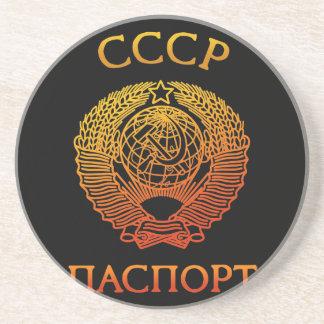 Passport soviet coaster