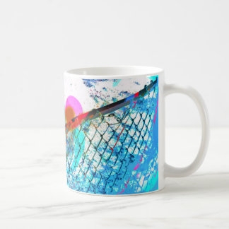 Past DE Ol Fence☆●•°Up ye Go eh Coffee Mug