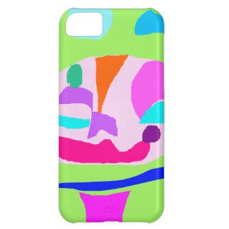 Past Egg Dish Fishing Lunch Sandwich Walk iPhone 5C Case