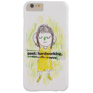 past: hardworking barely there iPhone 6 plus case